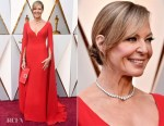 Allison Janney In Reem Acra - 2018 Oscars