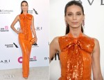 Angela Sarafyan In Celia Kritharioti - Elton John's AIDS Foundation Academy Awards Viewing Party