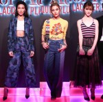 Dior Addict Lacquer Plump Launch with Bella Hadid