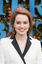 Daisy Ridley In Teresa Helbig - 'Peter Rabbit' UK Gala Premiere