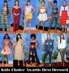 Who Was Your Best Dressed At Nickelodeon's 2018 Kids' Choice Awards?