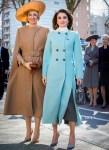 King Abdullah II and Queen Rania of Jordan's Netherlands Visit