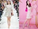 Fan Bingbing In Valentino, Zhang Shuai & Thom Browne - Fan Beauty Launch, Eyewear Promotion & HKSC's 30th Anniversary Ceremony
