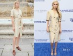 Isabel Lucas In Nanushka - The Humane Society's Gala