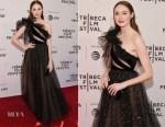 Karen Gillan In Valentino - 'The Party's Just Beginning' Tribeca Film Festival Premiere