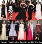 Who Was Your Best Dressed On Day 2 Of Cannes Film Festival?