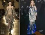 Cate Blanchett In Iris Van Herpen Haute Couture - Kering x Cannes Dinner