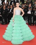 Fan Bingbing In Ali Karoui Couture -'Everybody Knows' Cannes Film Festival Screening