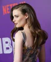 Gillian Jacobs In Brock Collection