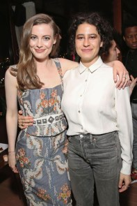 Gillian Jacobs and Ilana Glazer attends Netflix's Ibiza Premiere After Party