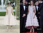 Irina Starshenbaum In Chanel Couture - 'Leto' Cannes Film Festival Premiere