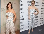 Katharine McPhee In Arias - 2018 Tony Awards Nominations Announcement