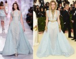 Katharine McPhee In Georges Chakra Couture - 2018 Met Gala