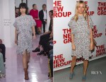 Sienna Miller In Chloe - 'Peace For Mary Frances' Opening Night