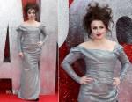 Helena Bonham Carter In Vivienne Westwood Couture - 'Ocean's 8' London Premiere