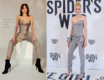 Sylvia Hoeks In Carmen March - 'The Girl In The Spider's Web' Barcelona Photocall