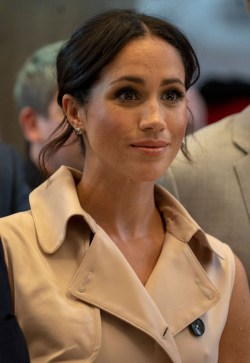 Meghan, Duchess of Sussex In Nonie