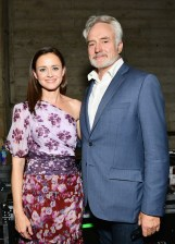 Alexis Bledel and Bradley Whitford attend 'The Handmaid's Tale' Hulu finale