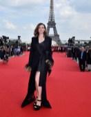 Rebecca Ferguson In Sonia Rykiel Haute Couture