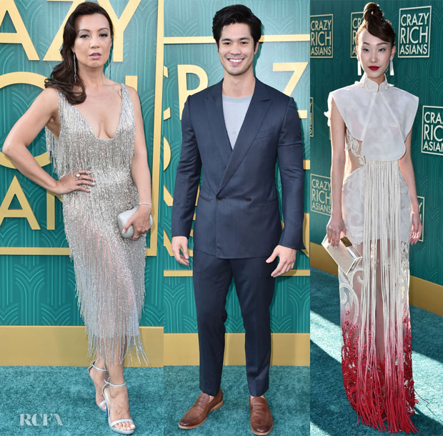 'Crazy Rich Asians' LA Premiere 4