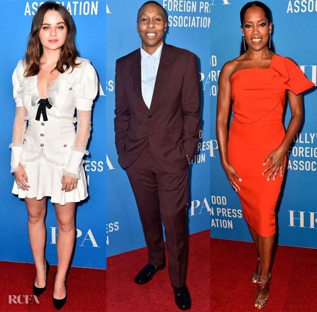 Hollywood Foreign Press Association's Grants Banquet