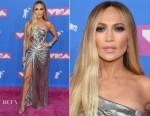 Jennifer Lopez In Versace - 2018 MTV VMAs