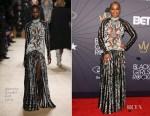 Mary J Blige In Roberto Cavalli - 2018 Black Girls Rock! Awards