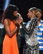 Naomi Campbell In Calvin Klein by Appointment - 2018 Black Girls Rock! Awards