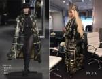 Nicki Minaj Is Instaglam In Alberta Ferretti