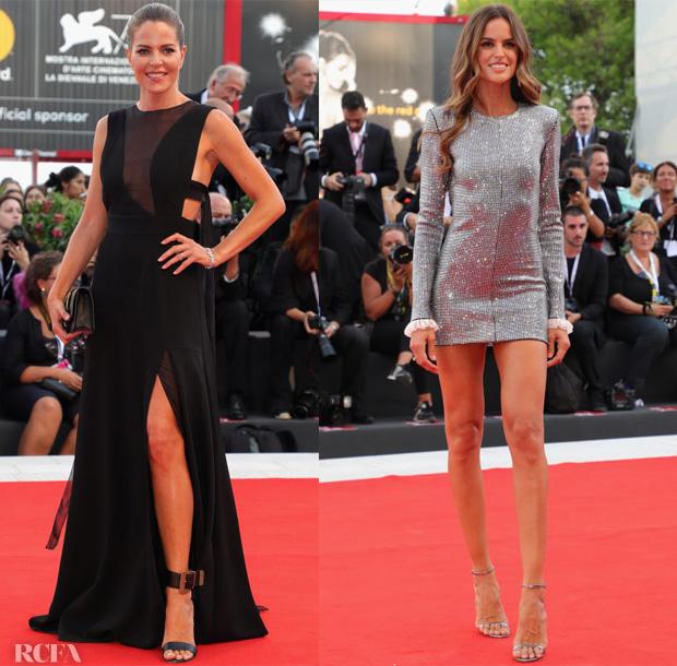 'Roma' Venice Film Festival Premiere
