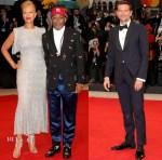 'A Star Is Born' Venice Film Festival Premiere Menswear