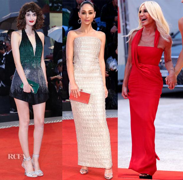 'A Star Is Born' Venice Film Festival Premiere2