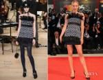 Chloe Sevigny In Chanel - 'At Eternity's Gate' Venice Film Festival Premiere
