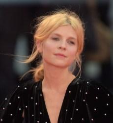 Clemence Poesy In Fendi - 'A Star Is Born' Venice Film Festival Premiere