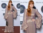 Florence Welch In The Vampire's Wife - Mercury Prize 2018