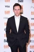 jamie bell in dior men 'Donnybrook' Toronto International Film Festival Premiere