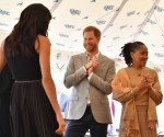 Meghan, Duchess Of Sussex In Smythe, Misha Nonoo & Tuxe - 'Together' Cookbook Launch
