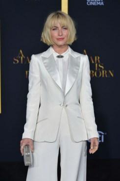Julianne Hough In Jenny Packham Archive - 'A Star Is Born' LA Premiere