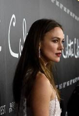 Keira Knightley In Chanel Couture - 'Colette' LA Premiere