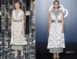 Keira Knightley In Chanel Haute Couture - Opening Season Paris Opera Ballet