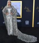 Lady Gaga In Givenchy Haute Couture - 'A Star Is Born' LA Premiere