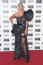 Rita Ora In Ralph & Russo Couture - 2018 GQ Men Of The Year Awards