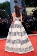 Sara Sampaio In Armani Privé - 'A Star Is Born' Venice Film Festival Premiere