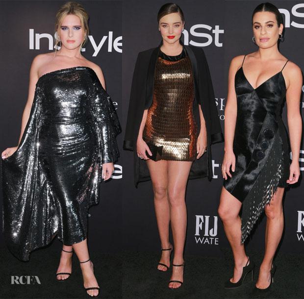 2018 InStyle Awards