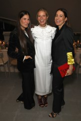 Gwyneth Paltrow and Elizabeth Saltzman Toast Goops's 10th Anniversary and the Launch of the Goop London Pop-Up
