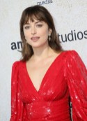 Dakota Johnson In Celine - 'Suspiria' LA Premiere