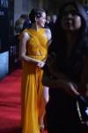 Claire Foy In Oscar de la Renta - 'First Man' Washington, DC Premiere