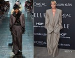 Lady Gaga In Marc Jacobs - ELLE's 25th Annual Women In Hollywood Celebration
