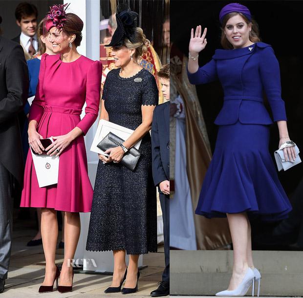 Princess Eugenie Of York's Wedding