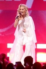 Rita Ora In Paula Knorr - Westfield London's 10th Anniversary Celebrations